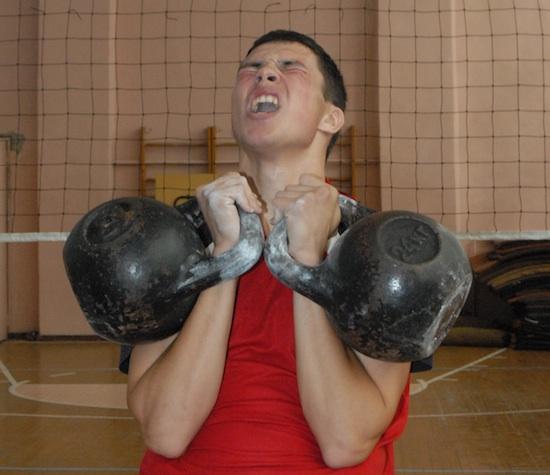 Результаты гиревому спорту в казахстане