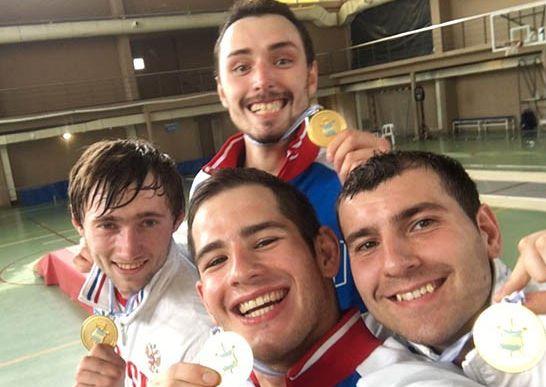 Русские шпажисты выиграли командный турнир наэтапеКМ вАргентине