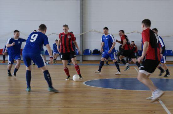 Московская область. Мини-футбол