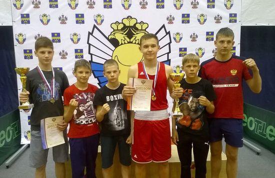 Вологодский боксер взял бронзу наПервенстве Российской Федерации