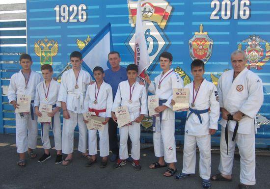 Рязанские спортсмены завоевали медали всероссийских юношеских игр военных искусств IKAR62 news