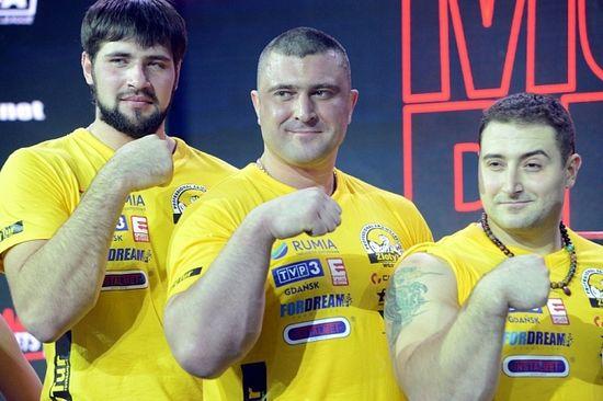 Барановичский спортсмен стал призером наКубке мира поармрестлингу «Злотый Тур-2016»