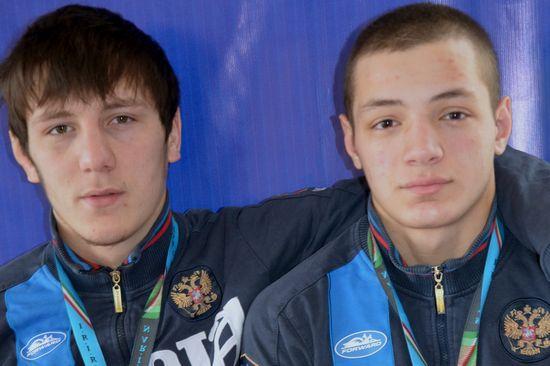 Призер Кубка мира: Тверской борец Артур Саргсян